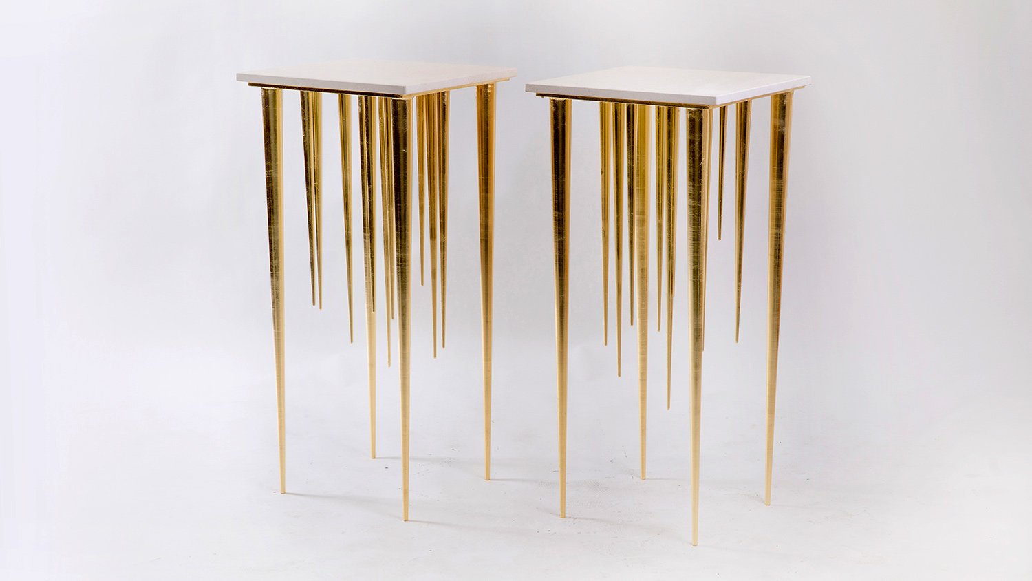 T85B Icicle Side Table
