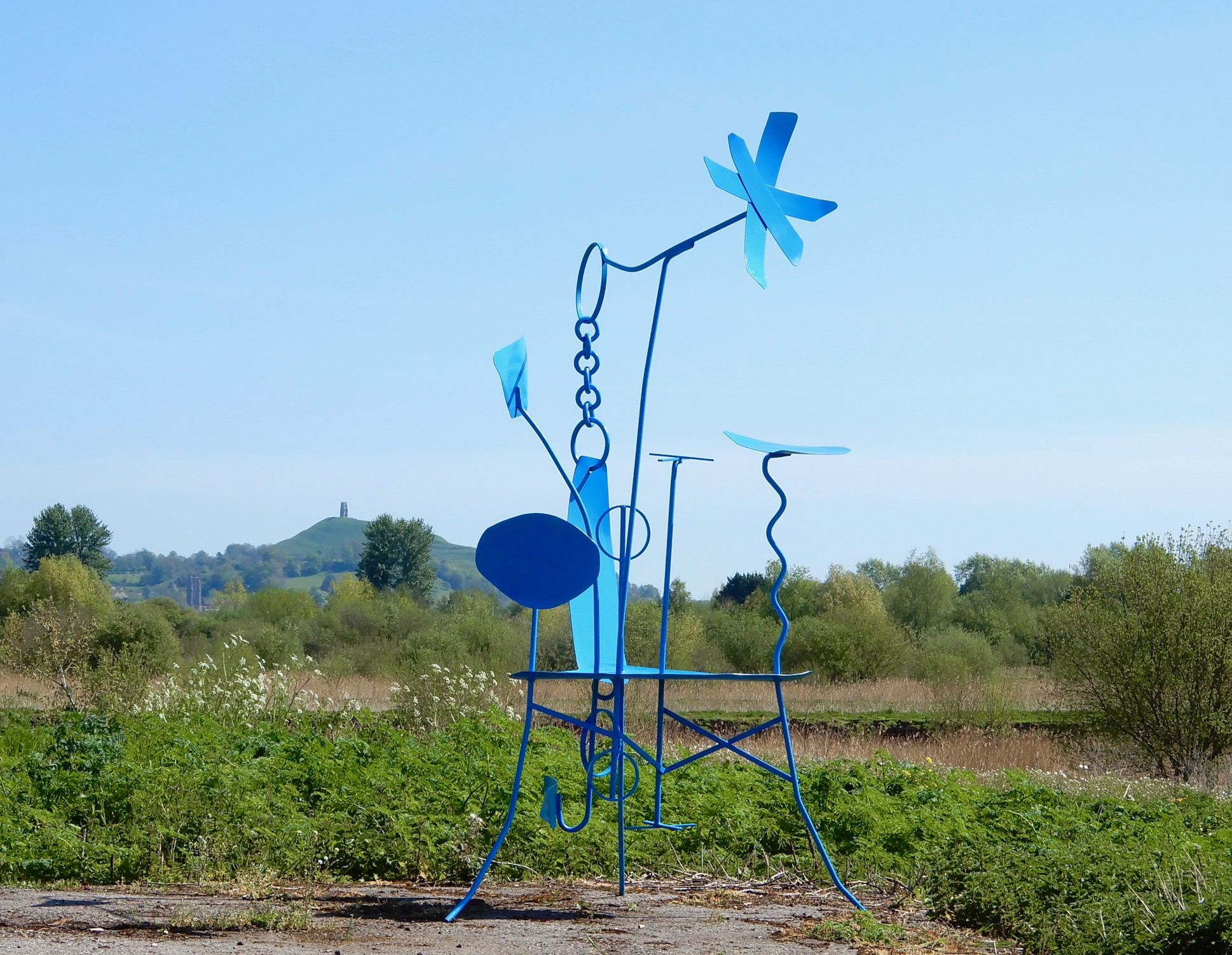 A Kinetic sculpture commissioned for a private client